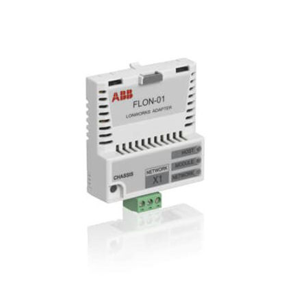 Picture of LonWorks Field Bus Adapter for ACH550 VFDs w/ Bypass or any ACH580 VFD