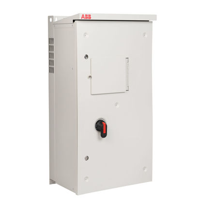 Picture of 10 HP ACH580, Bypass, NEMA 3R, Service Switch