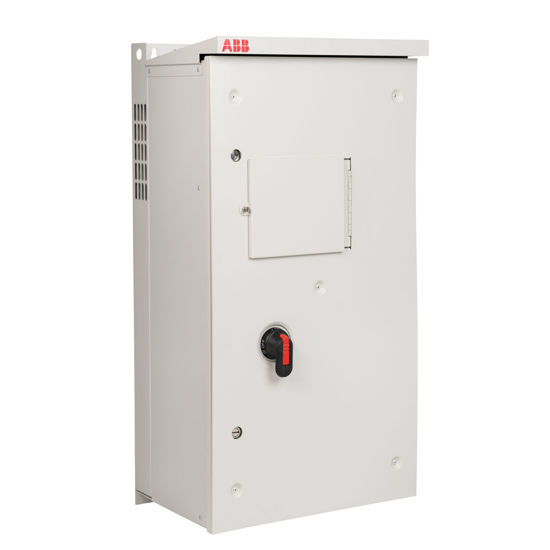 Picture of 50 HP ACH580, Bypass, NEMA 3R, Service Switch