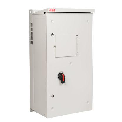 Picture of 15 HP ACH580, NEMA 3R, Circuit Breaker