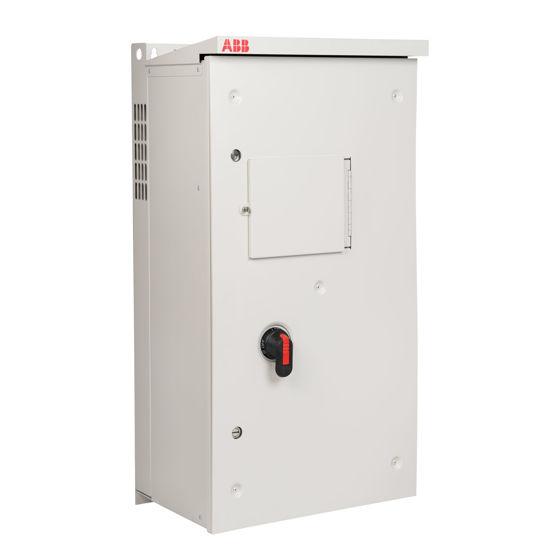 Picture of 3 HP ACH580, NEMA 3R, Circuit Breaker