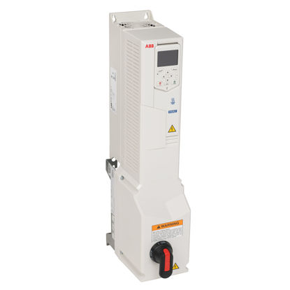 Picture of 10 HP ACH580, NEMA 1, Circuit Breaker